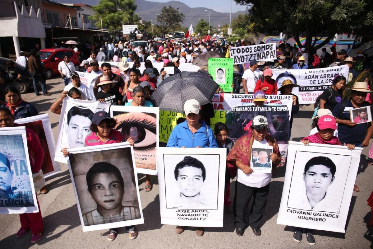 Caravan from Ayotzinapa, Mexico to Ottawa